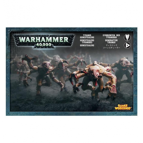 Nidiata di Tiranidi Genoraptor Warhammer 40k 23,00€