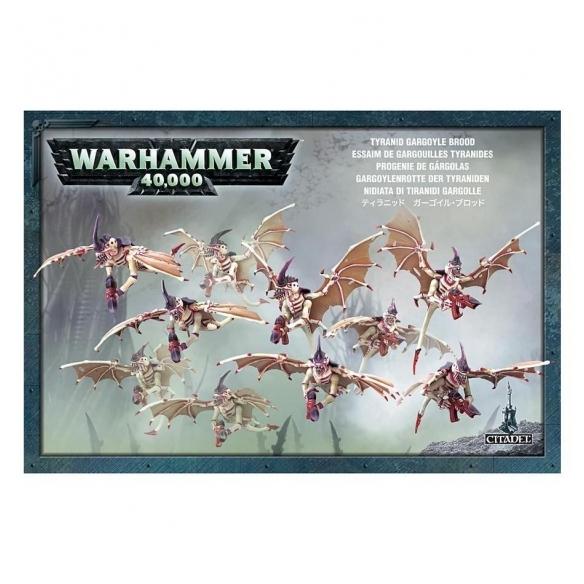 Nidiata di Tiranidi Gargolle  - Warhammer 40k 23,00€