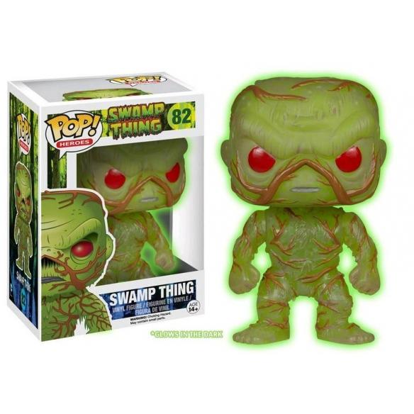 Funko Pop 82 - Swamp Thing GITD - Swamp Thing  - Funko 17,90€