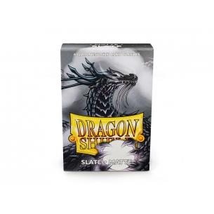 Dragon Shield Small Sleeves - Japanese Matte Slate (60 bustine)  - Dragon Shield 4,00€