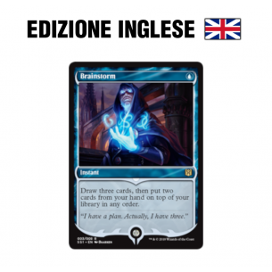 Brainstorm - Signature Spellbook: Jace (EN) 003/008 Magic The Gathering 4,90 €