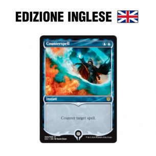 Contromagia - Signature Spellbook: Jace (EN) 004/008  - Magic The Gathering 2,90 €