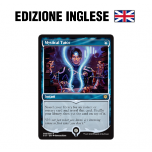 Tutore Mistico - Signature Spellbook: Jace (EN) 006/008  - Magic The Gathering 3,90 €