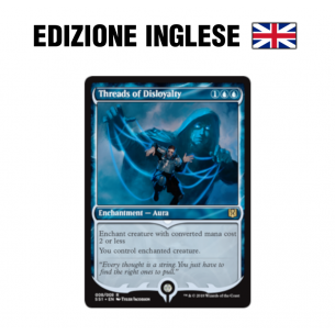 Threads of Disloyalty - Signature Spellbook: Jace (EN) 008/008 Magic The Gathering 1,90 €