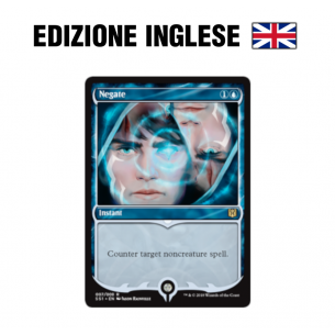 Negare - Signature Spellbook: Jace (EN) 007/008  - Magic The Gathering 1,90 €