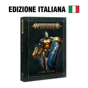 Age of Sigmar: Libro Base (EDIZIONE ITALIANA)  - Warhammer Age of Sigmar 45,00€