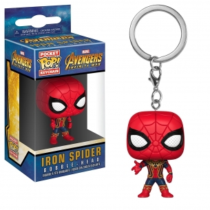 Funko Keychains! Iron Spider - Avengers Infinity War Funko 9,90€