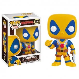 Funko Pop 112 - Deadpool Yellow Costume - Deadpool Funko 12,90€
