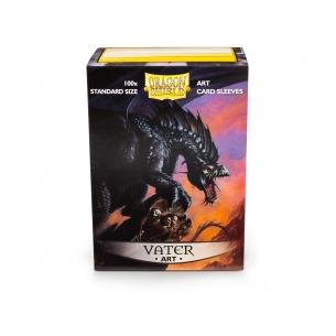 Dragon Shield - Vater Art - 100 bustine protettive Dragon Shield 9,90€