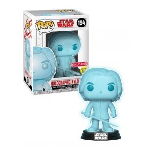 Funko Pop 194 - Holographic Kylo Ren - Star Wars Funko 59,90€