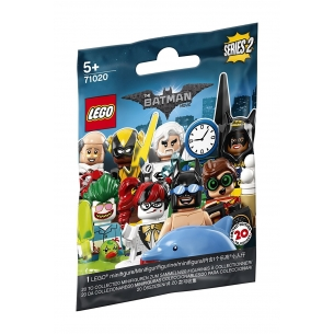 LEGO Minifigures - The Batman Serie 2  - LEGO 4,00 €