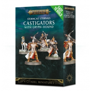 Easy to Build: Castigators with Gryph-hound  - Warhammer Age of Sigmar 12,00€