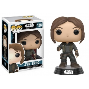 Funko Pop 138 - Jyn Erso - Star Wars Rogue One Funko 12,90 €