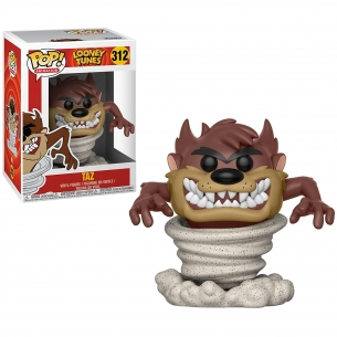 Funko Pop 312 - Taz - Looney Tunes  - Funko 12,90 €
