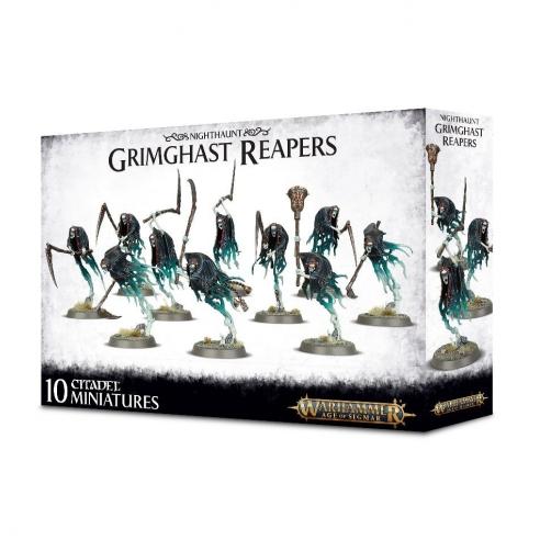 Nighthaunt - Grimghast Reapers Nighthaunt