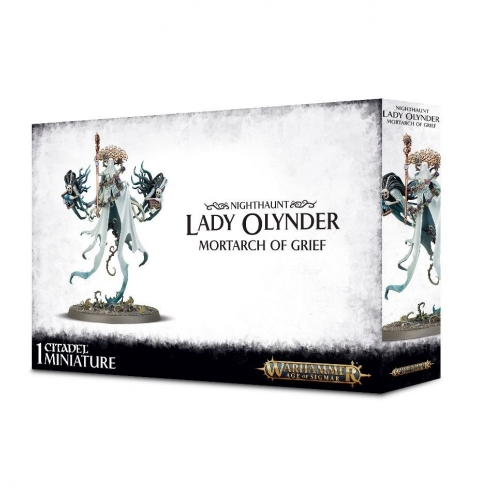 Nighthaunt - Lady Olynder, Mortarch Of Grief Nighthaunt