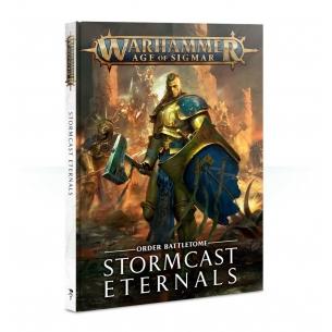 Battletome: Stormcast Eternals ITALIANO  - Warhammer Age of Sigmar 20,00€