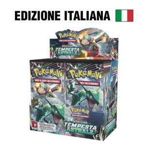 Tempesta Astrale - display 36 buste Pokémon (IT) Pokèmon 159,90€