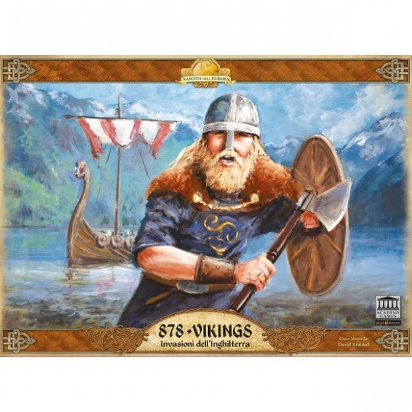 878 Vikings - Invasioni Dell'Inghilterra Giochi per Esperti