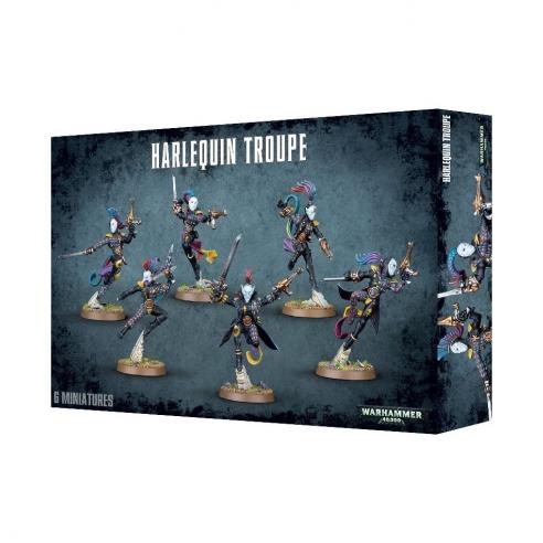 Harlequin - Troupe Harlequins