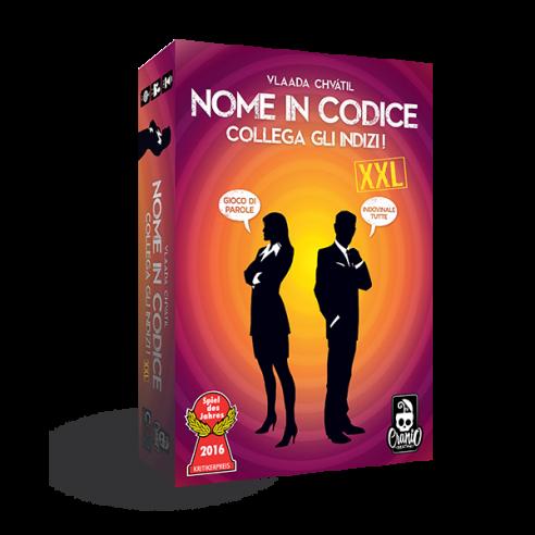 Nome In Codice - XXL Giochi Semplici e Family Games