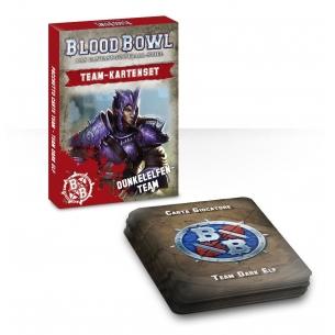Carte del team di Blood Bowl: Dark Elf (ITALIANO) Warhammer Blood Bowl 20,00€