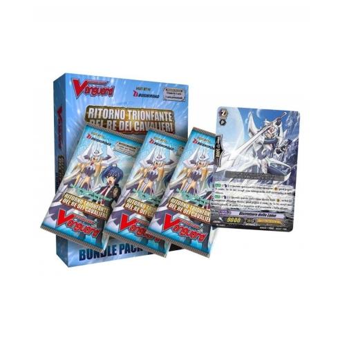 Ritorno Trionfante Del Re Dei Cavalieri (Bundle) (ITA) Cardfight!! Vanguard