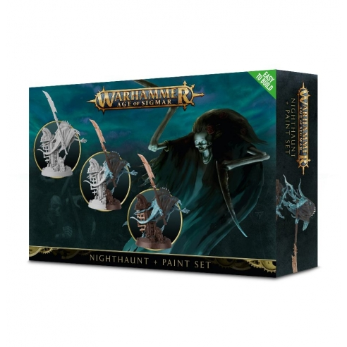 Nighthaunt - Paint Set Nighthaunt