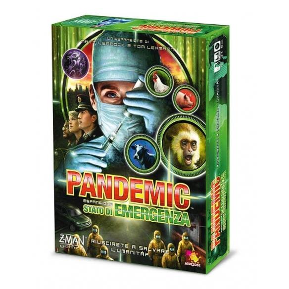 Pandemic - Stato Di Emergenza (Espansione) Grandi Classici