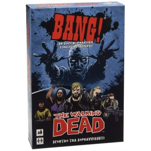 Bang! The Walking Dead  - Dv Giochi 24,90 €
