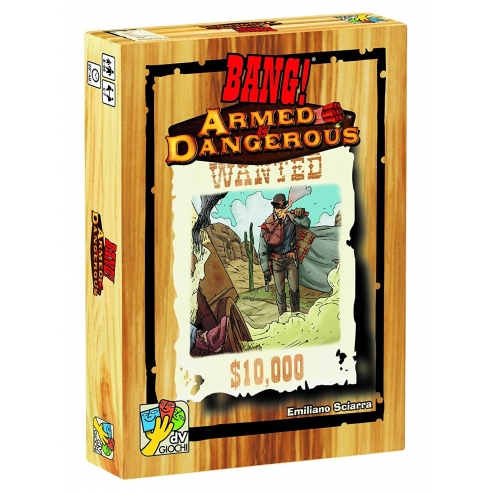 Bang! - Armed & Dangerous (Espansione) Giochi di Carte