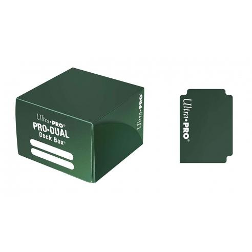 Ultra Pro - Deck Box Dual - Green Deck Box