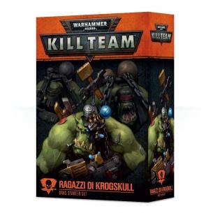 Kill Team: Krogskull's Boyz (ITALIAN EDITION) Warhammer 40k 50,00€