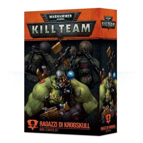 Kill Team - Krogskull's Boyz Teams e Comandanti