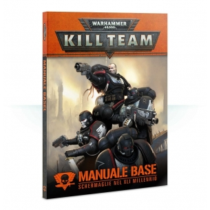 Warhammer 40,000 Kill Team Core Manual (ITALIAN EDITION) Warhammer 40k 32,50€