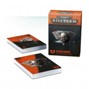 Kill Team Datacards (ITALIAN EDITION) Warhammer 40k 12,00€