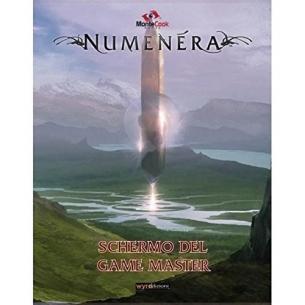 Numenera: Schermo del Game Master  - Asmodee 19,99€