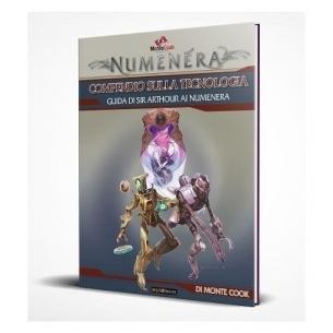 Numenera - Compendio Sulla Tecnologia (Espansione) Numenera