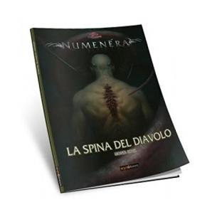 Numenera - La Spina del Diavolo  - Asmodee 24,89€