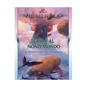 Numenera - Guida al Nono Mondo  - Asmodee 49,90€