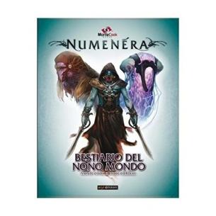 Numenera - Bestiario del Nono Mondo  - Asmodee 39,90€