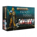 Warhammer Age of Sigmar Paints & Tools Set Warhammer Age of Sigmar 32,50 €