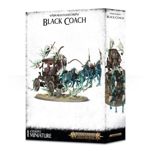 Nighthaunt - Black Coach Nighthaunt