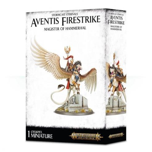 Stormcast Eternals - Aventis Firestrike Magister Of Hammerhal Stormcast Eternals
