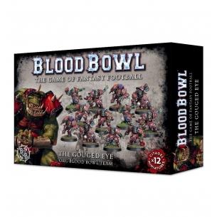 The Gouged Eye - Squadra Orki Blood Bowl  - Warhammer Blood Bowl 25,00€