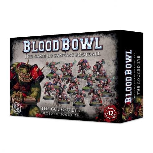 Blood Bowl - The Gouged Eye Team