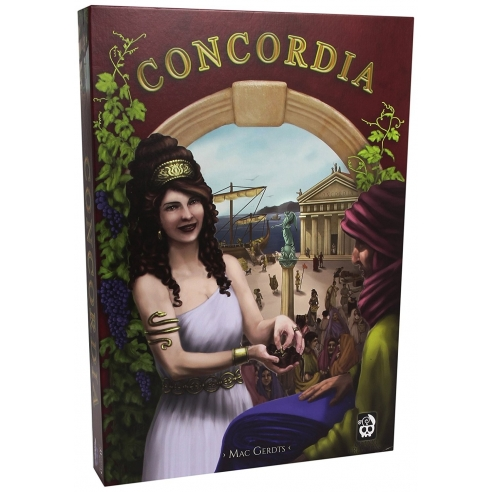 Concordia Hardcore Games