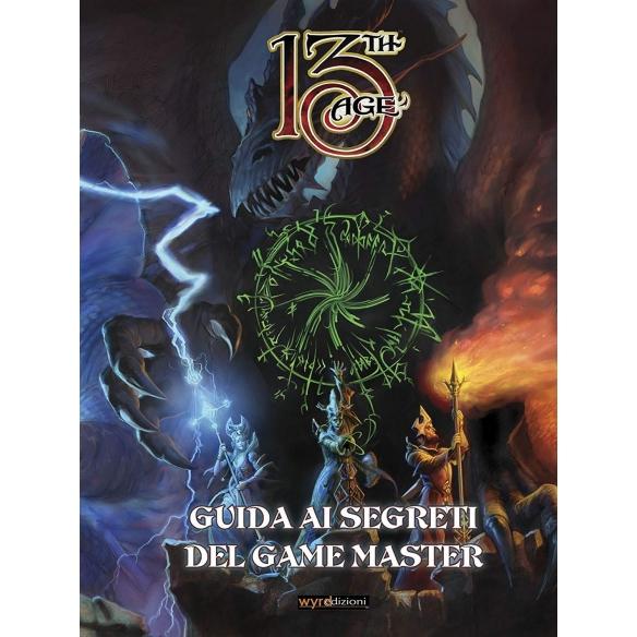 13th Age - Guida Ai Segreti Del Master Altri Giochi di Ruolo