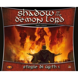 SHADOW OF THE DEMON LORD - STORIE DI URTH 1 - ITALIANO  - Asmodee 16,99 €