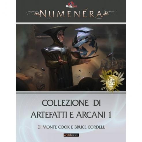 Numenera - Collezione Di Artefatti E Arcani 1 (Espansione) Altri Giochi di Ruolo